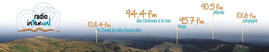 Interview Radio Interval à la foire bio de Barjac