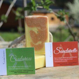 savon surgras artisanal