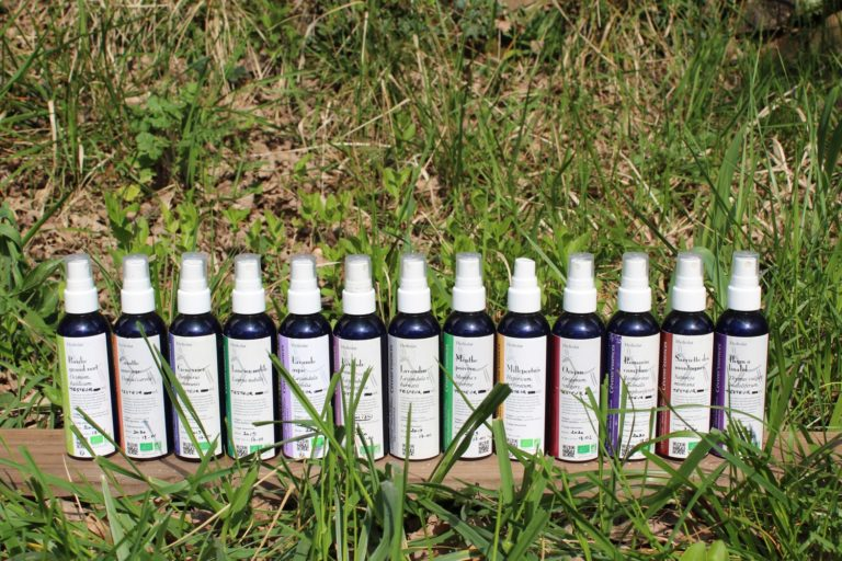 gamme hydrolats cevenn'essences